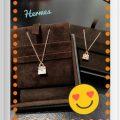 エルメス(HERMES)バーキンモチーフのネックレスがギャラリーレア東心斎橋店に入荷しました!