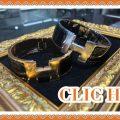 クリッククラックアッシュはエルメス(HERMES)の代表的なバングルの一つです。