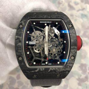 とても丈夫でありながら軽い、高級時計 リシャール・ミルの魅力