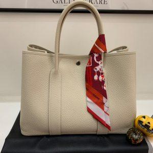 エルメスのデイリーユースバッグ「ガーデンパーティ」